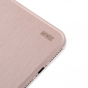 Artwizz SmartJacket case - полиуретанов флип калъф за iPhone 8, iPhone 7 (розово злато) 3