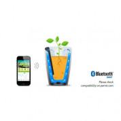 Parrot Flower Pot - интелигентна саксия, грижеща се за вашите растения за iOS и Android (бял) 3