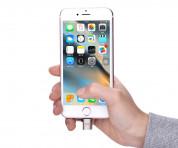 Devia iBox Drive 32GB - външна памет за iPhone, iPad, iPod с Lightning (32GB) (бял) 11