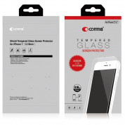 Comma Shield Tempered Glass Protector (0.18 mm) for iPhone 8, iPhone 7 2