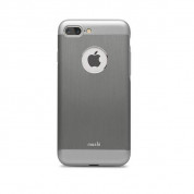 Moshi iGlaze Armour for iPhone 8 Plus, iPhone 7 Plus (titanium)