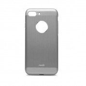 Moshi iGlaze Armour for iPhone 8 Plus, iPhone 7 Plus (titanium) 1