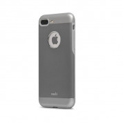 Moshi iGlaze Armour for iPhone 8 Plus, iPhone 7 Plus (titanium) 3