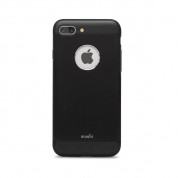 Moshi iGlaze Armour for iPhone 8 Plus, iPhone 7 Plus (black)