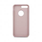 Moshi iGlaze Case - тънък удароустойчив хибриден кейс за iPhone 8 Plus, iPhone 7 Plus (розов) 3