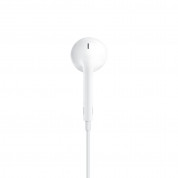 Apple Earpods with Lightning Connector - оригинални слушалки с управление на звука и микрофон за iPhone X, XS, XS Max, XR, iPhone 8, iPhone 7 (модел 2016г.) (retail опаковка) 4