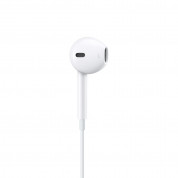 Apple Earpods with Lightning Connector - оригинални слушалки с управление на звука и микрофон за iPhone X, XS, XS Max, XR, iPhone 8, iPhone 7 (модел 2016г.) (retail опаковка) 3