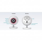 D-Link DCS-820L Wi-Fi Baby Camera - WiFi бебефон за iOS и Android 10