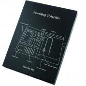 PowerBag Collection 893 - текстилен органайзер с джобове, ластици и външна батерия (4000mAh) 4