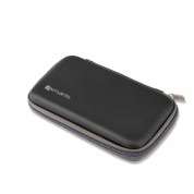 4smarts Set Box HOLIDAY - комплект селфи стик и качествени лещи Fish Eye, Wide Angle и Macro за смартфони и таблети (син-сив) 3