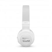 JBL E45BT Wireless on-ear headphones - безжични слушалки с микрофон за мобилни устройства (бял)