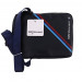 BMW Tablet Bag Tricolor Stripe - оригинална дизайнерска чанта с презрамка за таблети до 10.2 инча син) 3