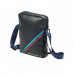 BMW Tablet Bag Tricolor Stripe - оригинална дизайнерска чанта с презрамка за таблети до 10.2 инча син) 1
