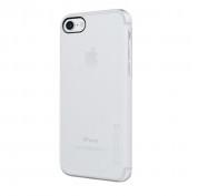 Incipio Feather Pure Case - тънък поликарбонатов кейс за iPhone 8, iPhone 7 (прозрачен) 2