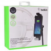 Belkin Car Navigation + Charge Mount for iPhone with Lightning 9