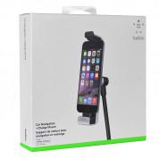 Belkin Car Navigation + Charge Mount - зарядно и поставка за запалката на кола за iPhone с Lightning (черна) 10