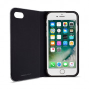 Artwizz SeeJacket® Folio High quality case with magnetic closure and stand function for iPhone 8, iPhone 7 (titan) 3