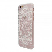 Redneck Spira Mandala Case - поликарбонатов кейс за iPhone 8, iPhone 7 (прозрачен-мат) 3