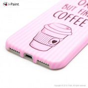 iPaint Coffe Mug Soft Case for iPhone 8, iPhone 7 1