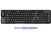 Matias USB Folding Keyboard - USB сгъваема клавиатура за Mac и преносими компютри 2