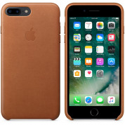 Apple iPhone Leather Case for iPhone 8 Plus, iPhone 7 Plus (saddle brown) 1