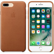 Apple iPhone Leather Case for iPhone 8 Plus, iPhone 7 Plus (saddle brown) 2