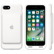 Apple Smart Battery Case - оригинален кейс с вградена батерия за iPhone 8, iPhone 7 (бял) 4