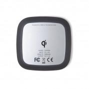 Zens Portable Power Pack Wirelessly Rechargeable 10400mAh - външна батерия с функция за безжично зареждане (черен) 3