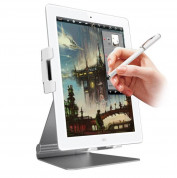 Ozaki Excavator multiangle holder - aluminium stand for iPad and tablets up to 12.9 in 3