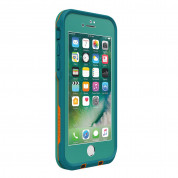 LifeProof Fre Touch ID - ударо и водоустойчив кейс за iPhone 8, iPhone 7 (зелен) 4