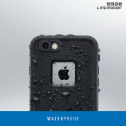 LifeProof Nuud Touch ID extreme case for iPhone 8, iPhone 7 (black) 12