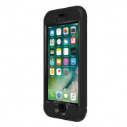 LifeProof Nuud Touch ID extreme case for iPhone 8, iPhone 7 (black) 5
