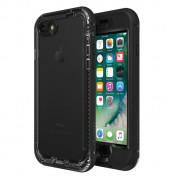 LifeProof Nuud Touch ID extreme case for iPhone 8, iPhone 7 (black)