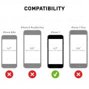 LifeProof Nuud Touch ID - удароустойчив и водоустойчив кейс за iPhone 8, iPhone 7 (черен) 8