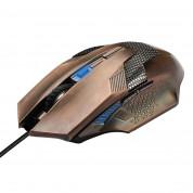 TeckNet M268 Raptor Gaming Mouse, 2000 DPI - геймърска мишка (за Mac и PC) (бронз) 1