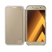 Samsung Clear View Cover EF-ZA520CFEGWW for Samsung Galaxy A5 (2017) (gold) 1
