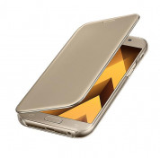 Samsung Clear View Cover EF-ZA520CFEGWW for Samsung Galaxy A5 (2017) (gold)