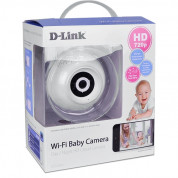 D-Link DCS-825L Wi-Fi Baby Camera - WiFi бебефон за iOS и Android 4