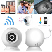 D-Link DCS-825L Wi-Fi Baby Camera - WiFi бебефон за iOS и Android 3