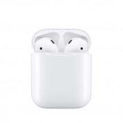Apple AirPods with Charging Case - оригинални безжични слушалки за iPhone, iPod и iPad 2