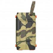 Skullcandy Shrapnel Bluetooth Speaker - влаго и удароустойчив безжичен спийкър с микрофон за мобилни устройства (камуфлаж) 4
