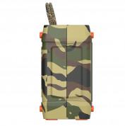 Skullcandy Shrapnel Bluetooth Speaker - влаго и удароустойчив безжичен спийкър с микрофон за мобилни устройства (камуфлаж) 1