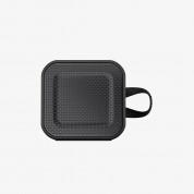Skullcandy Barricade Mini Bluetooth Speaker - водо и удароустойчив безжичен спийкър с микрофон за мобилни устройства (черен) 1