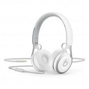 Beats EP On-Ear Headphones - слушалки с микрофон и управление на звука за iPhone, iPod и iPad (бял)