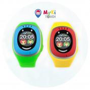 MyKi Touch Child GSM/GPS Watch - детски GSM/GPS часовник и тракер за локализиране на деца (зелен) 5
