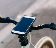 Quad Lock Bike Kit - уникална поставка с кейс и водоустойчив кейс за велосипед за iPhone 8, iPhone 7 9
