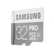 Samsung MicroSDHC Pro 32GB UHS-1 class 10 up to 90 MBs with SD Adapter (GoPro compatible) 2