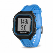 Garmin Forerunner 25 Easy-to-use GPS Running Watch with Smart Notifications (black-blue)