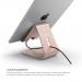 Elago P2 Stand - дизайнерска алуминиева поставка за iPad и таблети (розово злато) 3