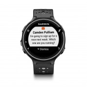 Garmin Forerunner 230 - GPS Running Watch with Smart Features (black-white) 1